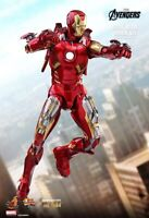 THE AVENGERS IRON MAN MARK VII Mark 7 1/6TH SCALE Diecast FIGURE MMS500D27