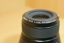 CONTAX Triotar Lupe 3X  / Carl Zeiss T*  Lens // Made in Japan