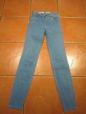 women's or teen's  WRANGLER ziggy skinny leg stretch denim jeans SZ 6