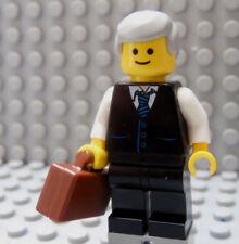 LEGO Lawyer CPA Businessman Manager Boss Realtor Broker Salesman Agent Policeman