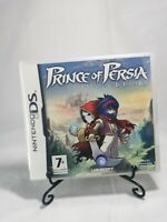Prince of Persia: The Fallen King (Nintendo DS, 2008) - Complete with Manual!