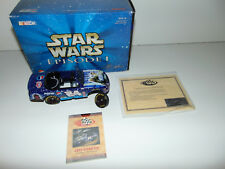#24 JEFF GORDON STAR WARS PEDAL CAR BANK Episode 1 (BROKEN WHEEL) Nascar Racing