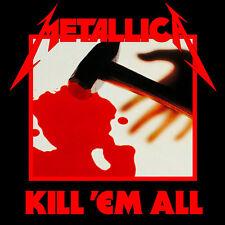 METALLICA KILL EM ALL NEW SEALED REMASTERED 180G VINYL LP REISSUE IN STOCK