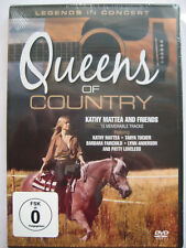 Queens Of Country Kathy Mattea & Friends Legends in Concert (DVD, 2011) NEW