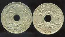 FRANCE  FRANCIA   10 centimes 1928  lindauer