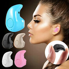 S530 Invisible Super Mini Wireless Bluetooth In-ear Earphone Headphone Headset P