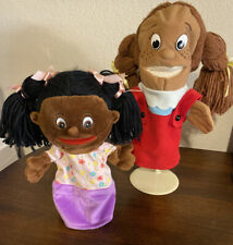 Lakeshore Learning-What Would You Do? Teaching Kit-Puppets, Girls