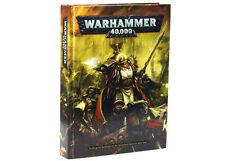 WARHAMMER 40'000 RULEBOOK - GAMES WORKSHOP - WARHAMMER 40K HARDBACK