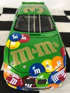 ELITE PROTOTYPE 1:24 Ken Schrader #36 M & M's Green 2000 Pontiac Grand Prix