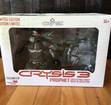 Crysis 3 Prophet Limited Edition Collectible Bust Action Figure NEW