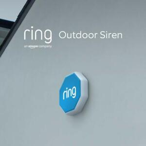 Ring Alarm Outdoor Siren - Introducing a brand new add-on to your Ring system