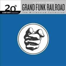 Millennium Collection 20th Century MA 0602537777938 by Grand Funk Railroad CD