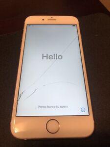 Apple iPhone 6S 64GB Rose Gold Verizon