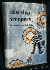 Starship Troopers 1959 Robert A. Heinlein 1st edition / 6th Printing with DJ!