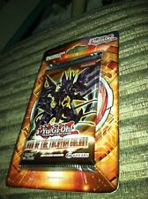Yugioh lord of the tachyon galaxy sealed booster pack