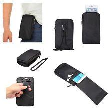 para I-MATE PDA2 Funda Multiusos XXM 18x10cm Cinturon Universal
