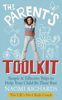 The Parent's Toolkit Health & Wellbeing Book Aus Stock