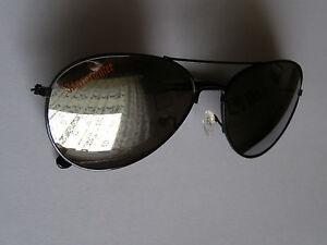 neue verspiegelte Jägermeister Sonnenbrille UV 400- Pilotenbrille, Atze-Style