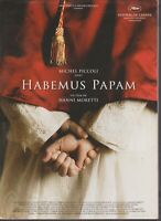 Habemus Papam Dvd Michel Piccoli Nanni Moretti