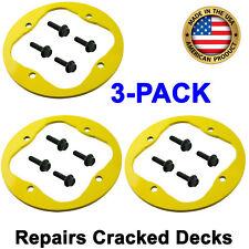 3-Set Cub Cadet Mower Spindle Repair Ring  RTZ50 RZT54 LT1050  918-04126A 04126B