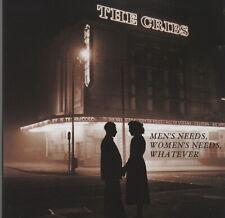 THE CRIBS - Men's needs, women's needs, whatever - CD album