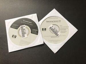 HP Restore Plus, Operating System CD XP Pro SP1 Business Desktops D330 D530