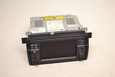 BMW E46 M3 Alpine GPS Navigation Radio Stereo 3 Series Genuine Oem 2001-2006