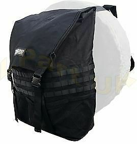 TRASHAROO - BLACK 4x4 OFF ROAD Rubbish/trash bag Spare wheel mounted Bag