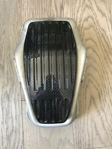 McLaren MP4-12C S650 S675 Gloss Carbon Fiber Top Center Engine Cover