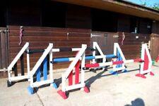 pony horse show jumps, of 3 teeny tots bristolshowjumps KEYHOLE TRACKS (RBB)