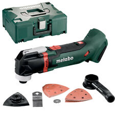 Metabo MT 18 LTX Akku-Multitool 18V im MetaLoc ohne Akku ohne Ladegerät