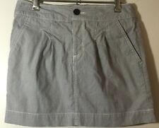 PIPER size 8 Pure Cotton Pinstripe Skirt EUC Combined Post