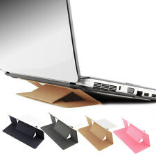 1Pc Adjustable Folding Notebook Laptop Desk Table Stand Invisible Laptop Holder