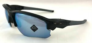 Oakley Flak Draft - Polished Black/Prizm Deep H2O Polarized Lens - OO9364-0667