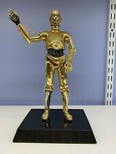 STAR WARS GOLD-PLATED C-3PO STATUE GENTLE GIANT 227/3000