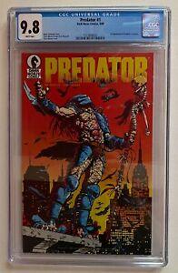 Predator #1 1st Print CGC 9.8 Pop 231 Dark Horse 1st Appearance Nicest on eBay🔥