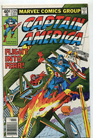 Captain America #235 VF Flight Into Fear       Marvel Comics CBX200