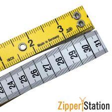 Calidad Premium Milward Analógico Métrico Imperial 150cm Escala De Costura Sastres