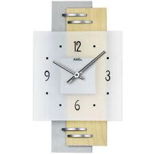 Orologi da parete multicolore in alluminio 12 ore