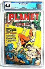 Planet Comics # 62 CGC 4.5