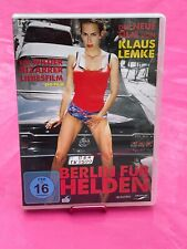 BERLIN FÜR HELDEN von Klaus Lemke - Kultliebesfilm - mit Saralisa Volm - DVD