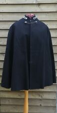 More details for 1960s vintage - cornwall police officers uniform cape - lions head chain cornish