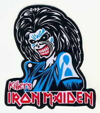 Iron Maiden Rock Music Badges, Patches & Stickers