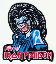 Iron Maiden Rock Music Stickers