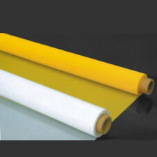 3 yards Screen Printing Mesh Screen Fabric Yellow Screen 200M/80T Width 63 inch