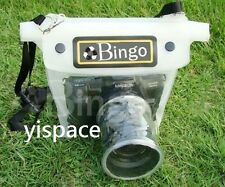 DSLR SLR camera waterproof underwater case housing bag for Canon  EOS 600D 550D