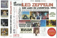 Led Zeppelin / LIVE - Liverpool 1973 / 2CD With OBI STRIP / SOUNDBOARD / WENDY