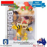 Brand New Nintendo Amiibo Characte Bowser For Wii 3DS Super Smash Bro Collection