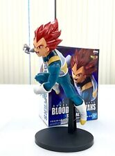 Banpresto Dragon Ball Super Blood of Saiyans Figure SSGSS God Vegeta Red BP81808