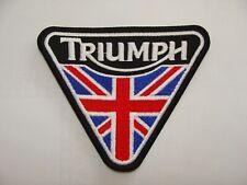 PATCH ECUSSON  THERMOCOLLANT  TRIUMPH ROCK BIKER
